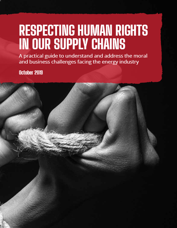 Respecting Human-Rights in our Supply Chains